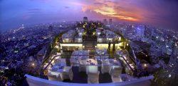 Banyan Tree Bangkok thailand image