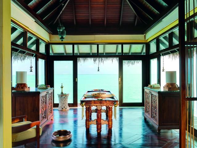 Top 5 reasons why a Maldives Honeymoon -Taj-Exotica-Maldives-Spa-ayerveda