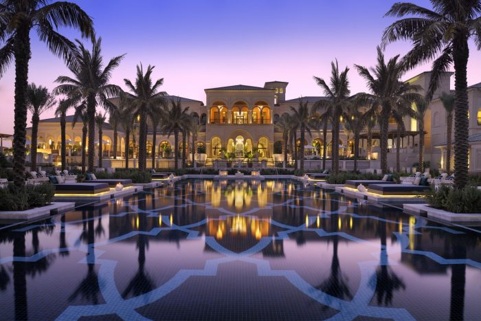 Dubai The Palm One&only main image