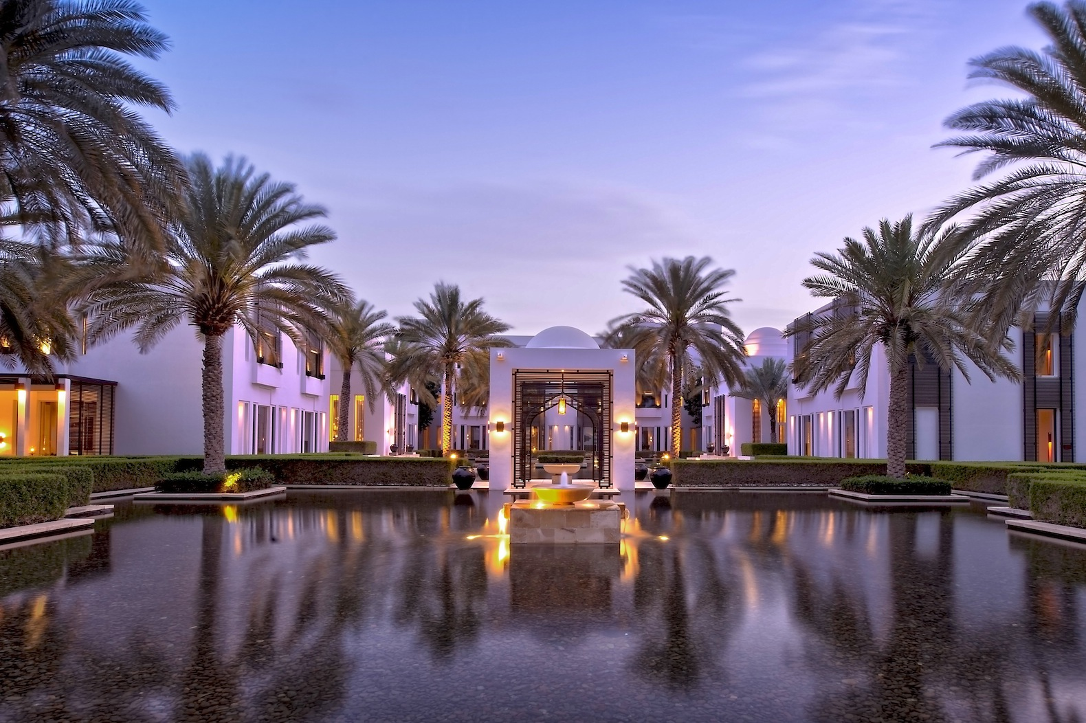 MUSCAT OMAN THE CHEDI main image