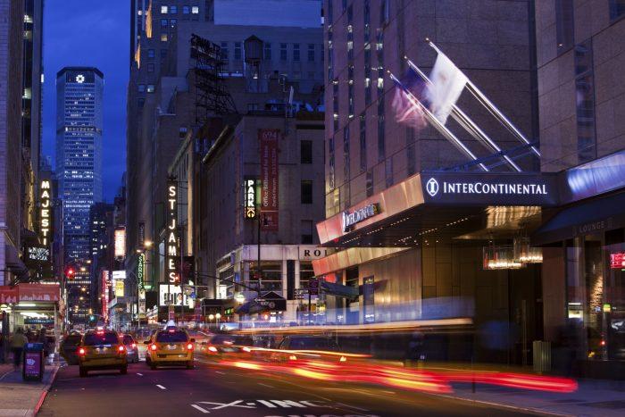 New York INTERCONTINTAL NY TIMES main image