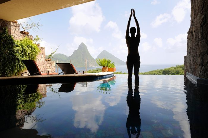 St Lucia Jade Mountain main image