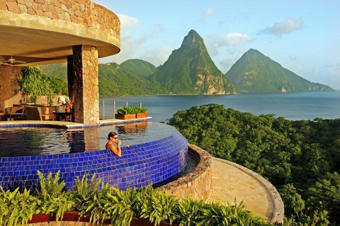 St Lucia multi centre Jade Mountain main image