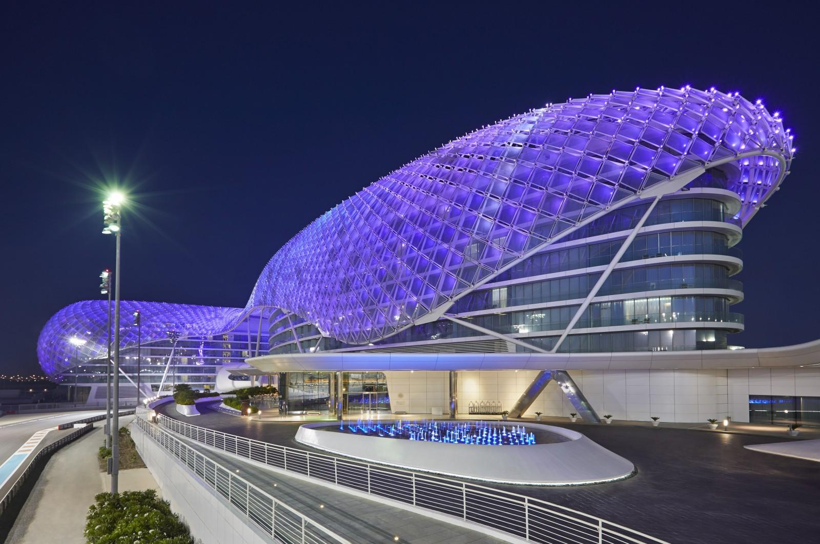 ABU DHABI YAS VICEROY main image