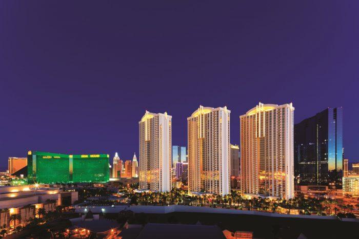 Las Vegas when to visit Bellagio image