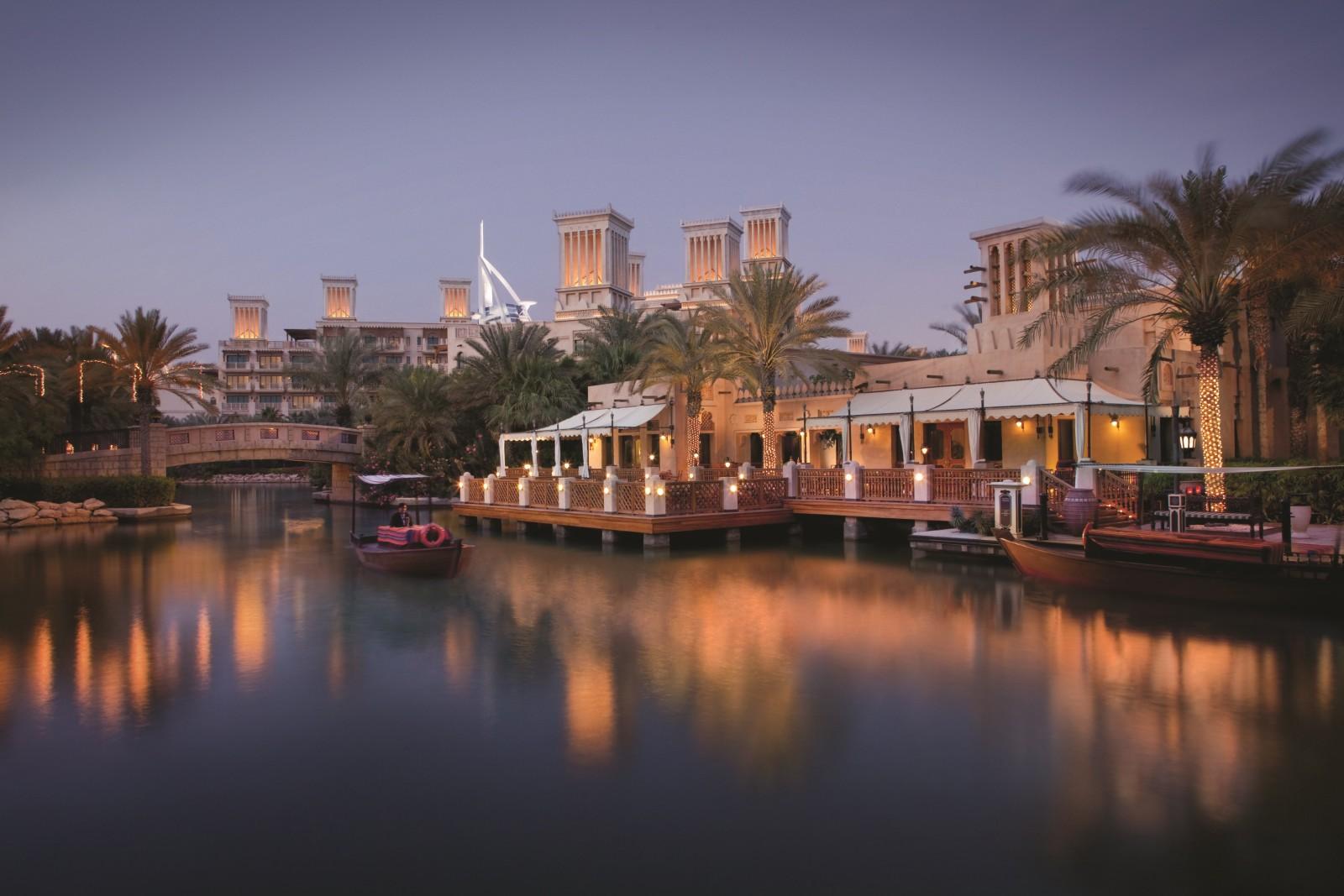 Madinat Jumeirah Dar Al Masyaf Dubai main image