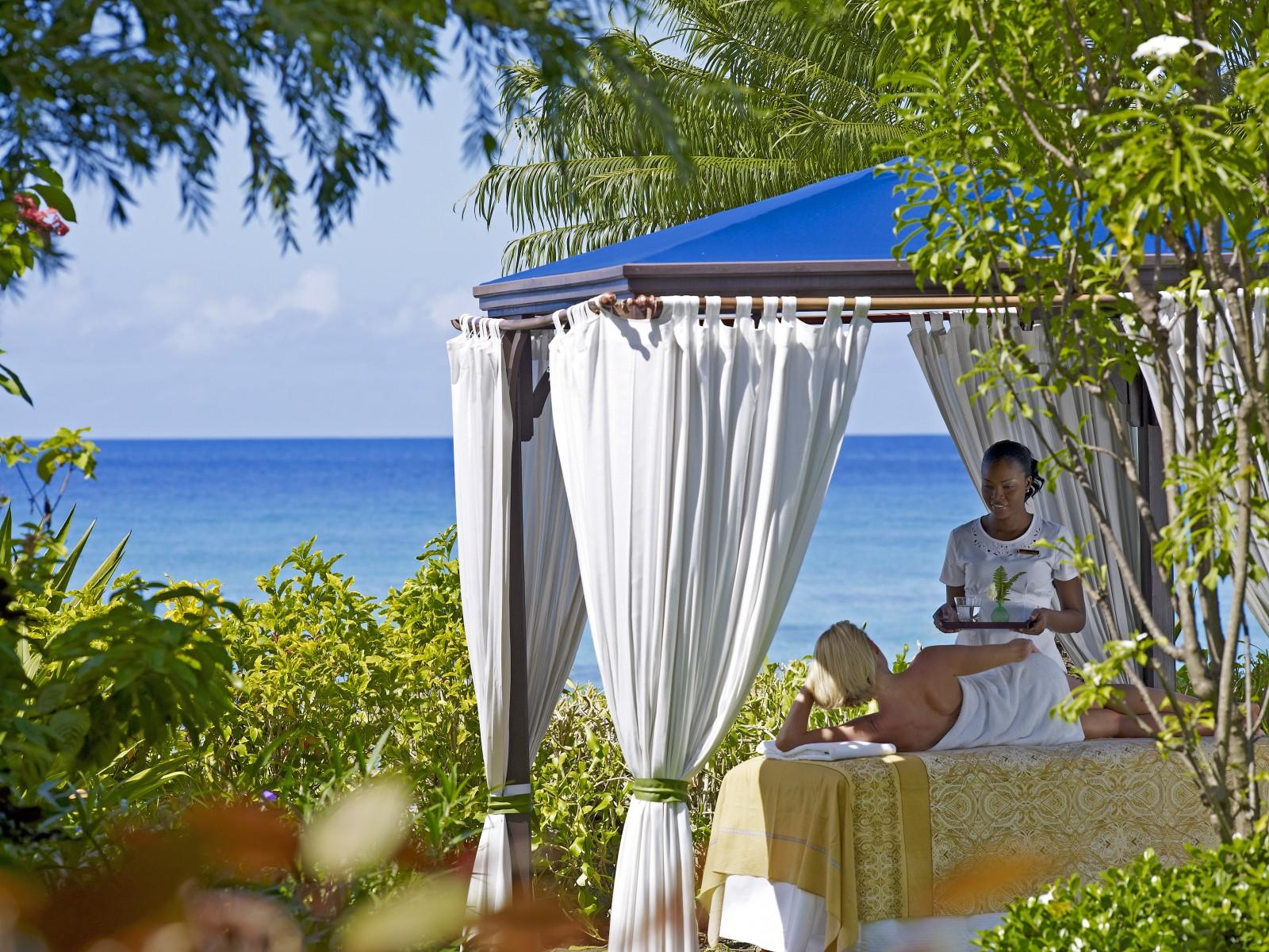 Barbados luxury holidays the house image