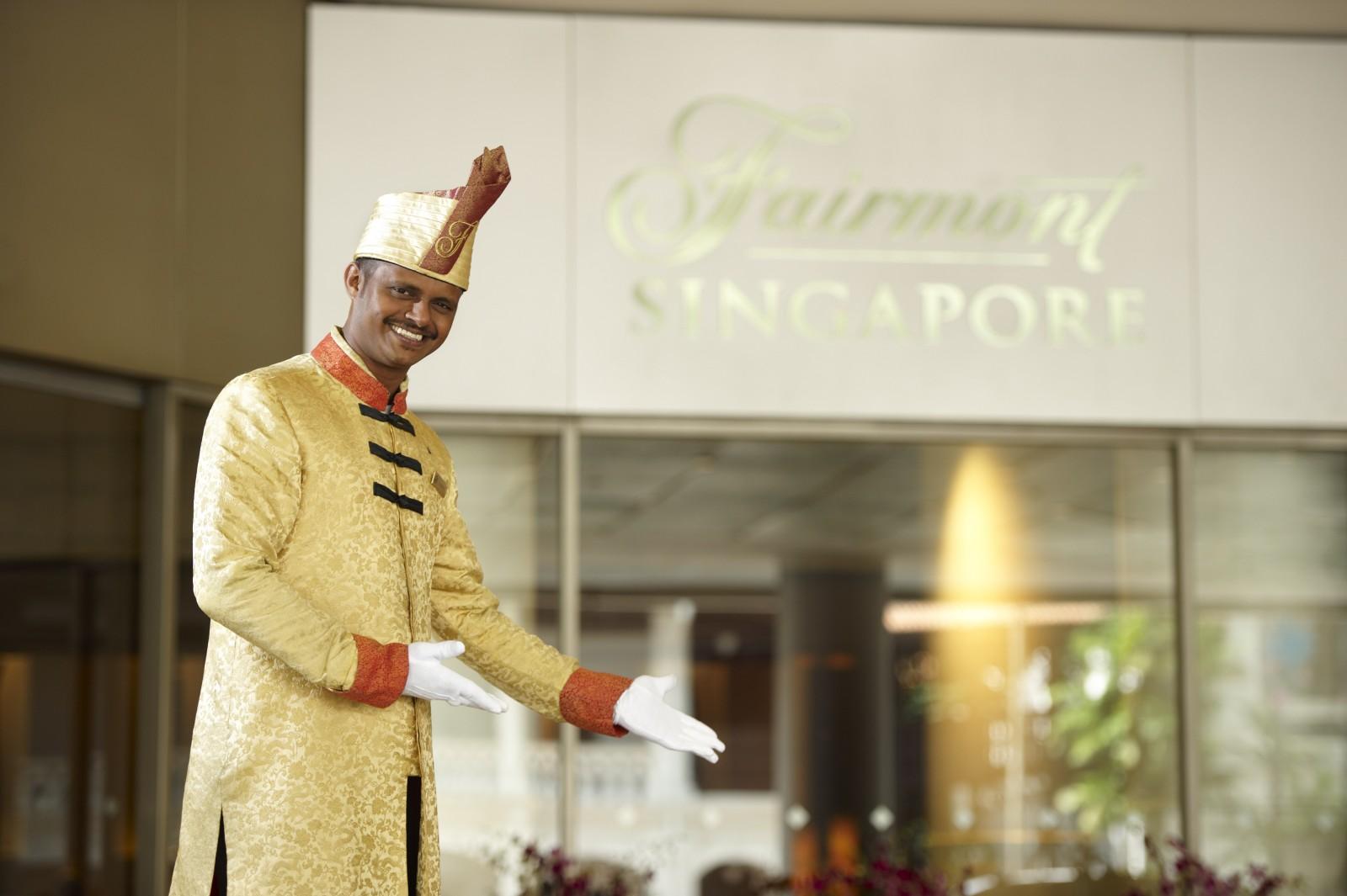 Singapore Fairmont main image