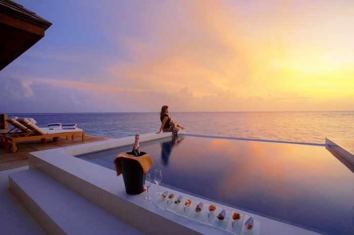 Top 5 reasons why you should honeymoon in Maldives - Lily Beach image
